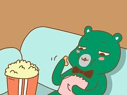 哎呦熊漫画超短篇集《你怎么是这种人呐》