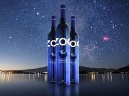 ZOAN高端蓝莓酒(飞机稿)