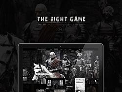 权力游戏页面