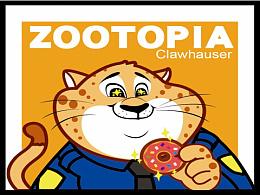 ZOOTOPIA疯狂动物城