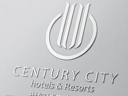 世纪城酒店logo