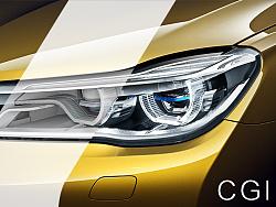 CGI BMW 750Li 2017