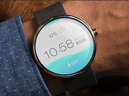 智能手表动效设计