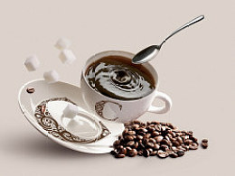 咖啡一色logo | coffee color logo