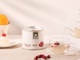 花茶摄影-做个小资而健康的骚年 饮品 茶类 冲饮类