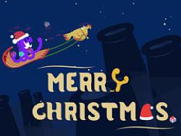 [动画短片]小星球的圣诞老人纷纷出动
