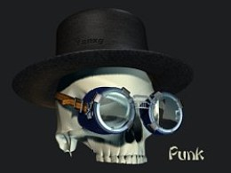Punk小骷髅
