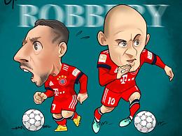 足球明星二次元形象案例集合