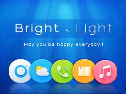 倾 · 靓(Bright & Light)