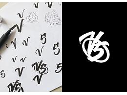 街舞标志设计及T恤应用