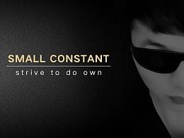 个人网页-Small constant