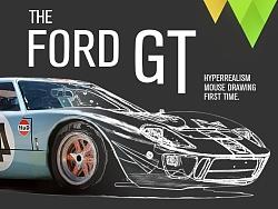 超写实 - FORD GT