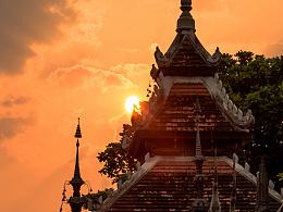 【清迈旅拍】感受虔诚的泰国佛教文化(上)