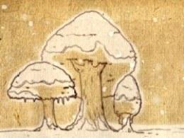 #小清新手绘动画#温馨逐帧短片《树》