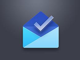 邮件icon临摹