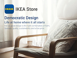 IKEA Store Redesign-Android-❪Material Design❫