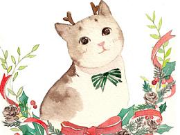 【圣诞萌宝头像】