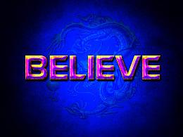 Believe oneself