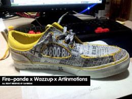 Fire-pandaxWazzup2009