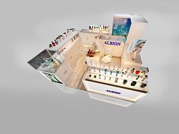 展览,展馆内部设计