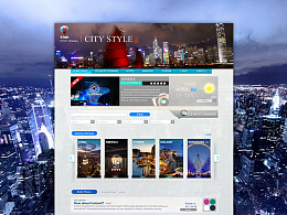 FIND网站设计