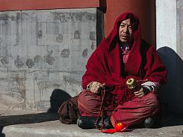 佛教徒-雍和宫里的人