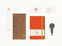 HEREidea英合创意|原创作品:《Papermark》品牌视觉设计