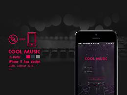 COOL MUSIC模拟音乐app