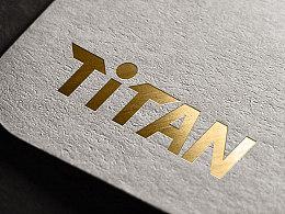 TITAN,LOGO设计