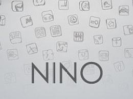 """MIUI卡通写实风主题""""NINO"""""""