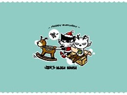 【Blackhouse黑屋】虽然圣诞刚过……