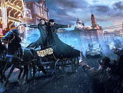 电影《游戏规则》宣传海报