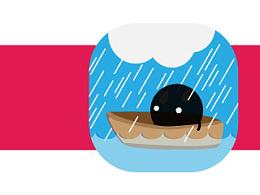 小煤球天气记-墨迹天气icon
