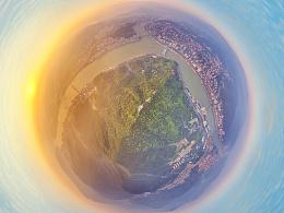 【这很南平】城市地标-高颜值的VR全景展示-福建南平。