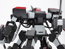 BLACK GANKER 机器人