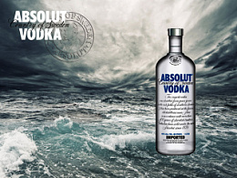 Absolut Vodka 海报