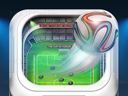 APP世界杯图标一枚