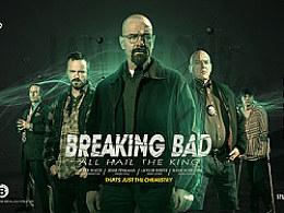 Breaking Bad《绝命毒师》主题站