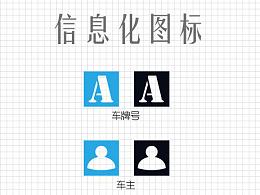 【icon】某APP中使用的部分关于汽车信息的icon
