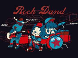 摇滚吧。。