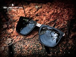 # 战地吉普眼镜PZD5819户外场景拍摄