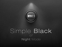简 · 黑(夜间模式)