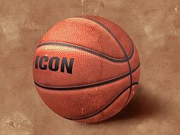 拟物ICON-篮球