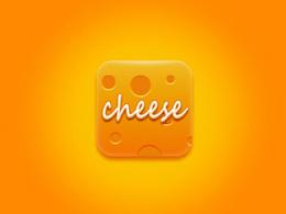 奶酪图标一枚