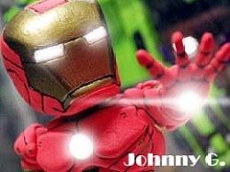 纯手工钢铁侠MK4托尼·斯塔克发在复仇者联盟那即将散去余温的时刻