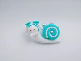 可爱lolita蜗牛兔教程图解