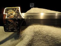 刀剑-四圣兽汉武剑