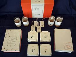 「我是烛」蜡烛包装设计展示