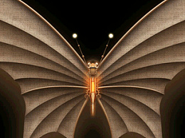 UI图标(附源文件)-机械蝴蝶