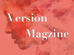 视觉杂志网页